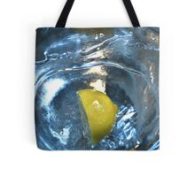 Splash Of Lemon  Tote Bag