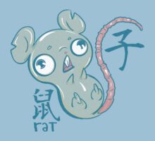The Year of the Rat Kids Tee