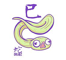 The Year of the Snake by Indigo East