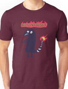 Shartmander - Believe in Yourself (Reddit Tattoo Charmander) Unisex T-Shirt