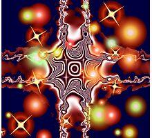 Disco Rudolph Photographic Print