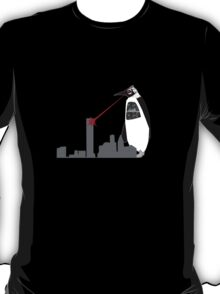 Robopenguin on the Rampage T-Shirt