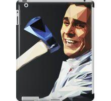 Patrick Bateman iPad Case/Skin