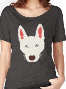 Olaf the Dog  Women's Relaxed Fit T-Shirt