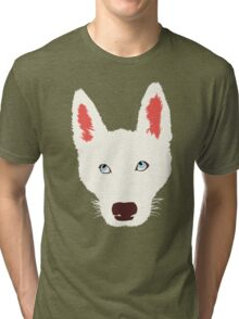 Olaf the Dog  Tri-blend T-Shirt