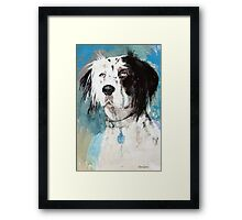 Little Nell Framed Print
