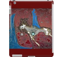 The Red Hunt iPad Case/Skin