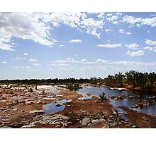 Dry River Photographic Print