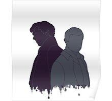Sherlock & John Poster