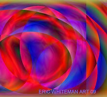 (ESPIONAGE  ) ERIC WHITEMAN  ART   by eric  whiteman