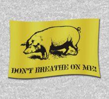 Don't Breathe On Me! by OscarEA