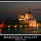 Baroque Night by Angelo Vianello