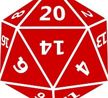 D20 by Zuppadepesce