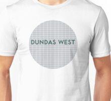 DUNDAS WEST Subway Station Unisex T-Shirt