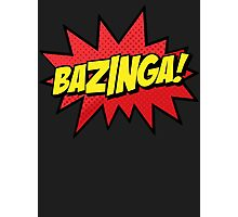 Bazinga I Gotcha new t-shirt Photographic Print