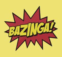 Bazinga I Gotcha new t-shirt Kids Clothes