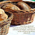 The Bread of Life by Darlene Lankford Honeycutt