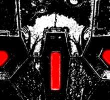 Atlas Head - MWO/Battletech Sticker