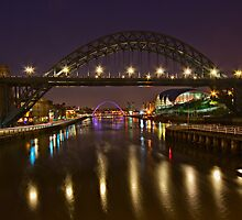River Tyne  by Fraser Ross