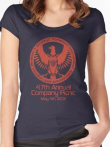 2012 Company Picnic Women's Fitted Scoop T-Shirt