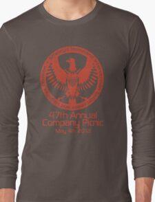 2012 Company Picnic Long Sleeve T-Shirt