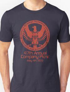2012 Company Picnic Unisex T-Shirt