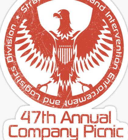 2012 Company Picnic Sticker