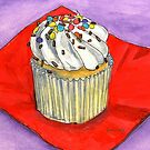Cup Cake by bernzweig