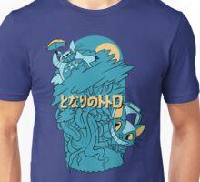MY NEIGHBOR TOTORO - BLUE Unisex T-Shirt