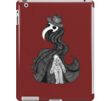 The Plague Doctor iPad Case/Skin