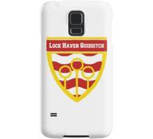 Lock Haven Quidditch Samsung Galaxy Case/Skin