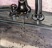 Dripping Sink by bernzweig