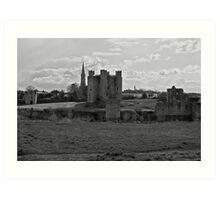 Trim Castle Art Print