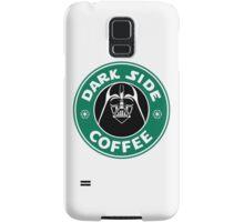Dark Side Coffee Samsung Galaxy Case/Skin