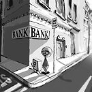 Bank by Dee Middlemiss