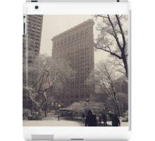 Flatiron Building iPad Case/Skin