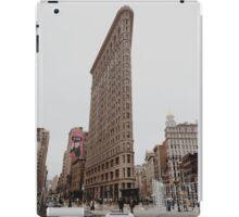 Flatiron Building NYC iPad Case/Skin