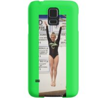 Jena floats in the air Samsung Galaxy Case/Skin