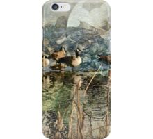 Canadian Visitors iPhone Case/Skin