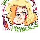 warrior princess (sadie 2)  by KayJayTwisp