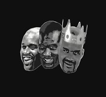 Shaq is the King of NBA Unisex T-Shirt