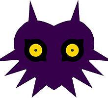 Majora's Mask Minimalist by luterocleric
