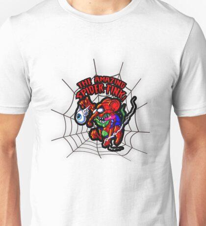 SPIDER FINK Unisex T-Shirt