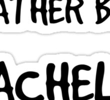 I'd Rather Be At Coachella Sticker