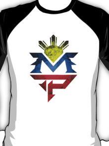 MP Logo, Manny Pacquiao T-Shirt