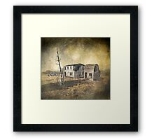 Decaying Dreams Framed Print