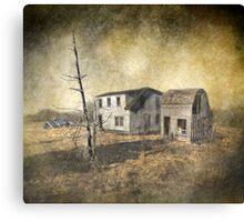 Decaying Dreams Canvas Print