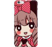 [FE:A] Strawberry/Black - Sumia iPhone Case/Skin