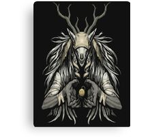 The Supplicant Canvas Print
