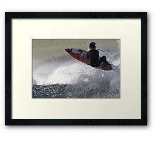 Werrie Slash #7 Framed Print